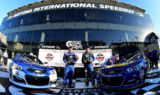 Inside Elliott and Earnhardt's Daytona 500 front row celebration