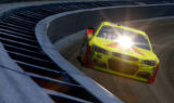 Shots of the Race: Earnhardt at Fontana