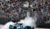 Johnson, No. 48 team celebrate going back-to-back