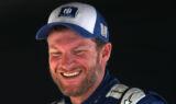 Inside Earnhardt's Daytona pole celebration