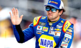 Shots of the Race: Elliott at Indianapolis