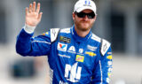 Shots of the Race: Earnhardt at Indianapolis