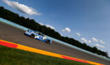 Shots of the Race: Johnson at Watkins Glen