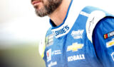 Shots of the Race: Johnson at Talladega