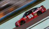 Shots of the Race: Earnhardt at Homestead