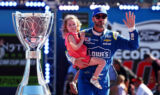 Shots of the Race: Johnson at Homestead