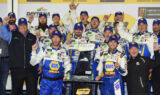 Inside Victory Lane: No. 9 team celebrates Duel victory