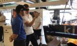 Johnson, teammates immersed in F1 with behind-the-scenes experience