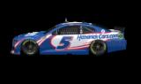 Larson's No. 5 HendrickCars.com Chevrolet revealed