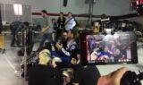 Behind the scenes: Elliott, Johnson play Forza 6