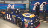 Inside Look: New No. 24 revealed on 'Race Hub' and in Times Square