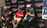 Follow Dale Earnhardt Jr. through the College Football Hall of Fame