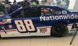 Earnhardt unveils Nationwide throwback for Darlington