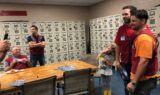 Johnson helps 97-year-old Hurricane Irma victim