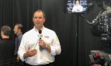 Elliott presents team with Watkins Glen win rings