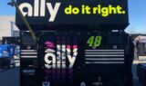 Fresh No. 48 Ally hauler and pit box ready to 'do it right' in 2019