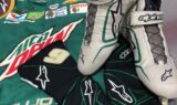 Elliott's Mountain Dew Team Rubicon firesuit to debut at The Clash