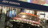 Gordon's Hall of Fame exhibit on display