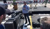 Inside the unveiling of Dale Earnhardt Jr.'s throwback Nationwide scheme