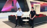 Bowman, Byron gear up for 2018 with Axalta