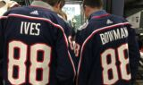 Behind-the-scenes of Bowman, No. 88 team's day in Columbus