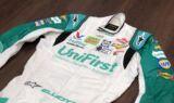 Detailed look at Elliott's 2020 UniFirst gear