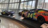 Inside new Hall of Fame exhibit curated by Earnhardt