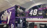 Look! Hendrick Motorsports' Chevrolets return from All-Star weekend