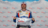 Johnson and team celebrate third-career pole at Phoenix