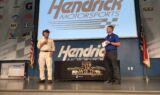 'Jungle' Jack Hanna brings animal showcase to Hendrick Motorsports campus