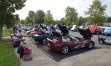 Check it out! Hendrick Motorsports hosts Queen City Corvette show