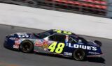 Evolution of Johnson's Lowe's paint schemes