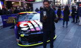 Inside Johnson's 'Good Morning America' Ally Chevy unveil