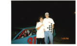 Flashback Friday: Check out Ives in his Darlington-inspired car