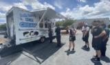 Look! Hendrick Motorsports celebrates 2021 success with dessert trucks