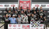 Photos: Bowman's celebration after thrilling Dover win