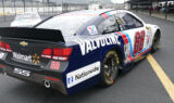 Inside the unveiling of Dale Earnhardt Jr.'s throwback Valvoline scheme