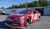 Brand new Lowe's Red Vest Chevy SS unveiled