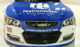 Earnhardt's 2017 No. 88 Nationwide Chevy unveiled