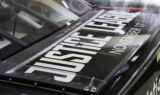 Up Close: Kahne and Earnhardt's super hero schemes