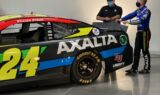 Byron dons fresh Axalta gear ahead of 2021 season