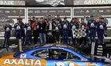 Inside Byron's Duel win celebration at Daytona
