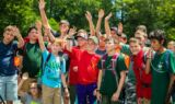 Looking back on Byron's day with Boy Scouts at Camp Mimsi