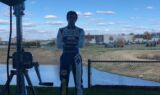 Elliott displays 2019 NAPA AUTO PARTS firesuit and Chevy