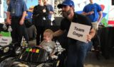 Drivers join Axalta to give children with disabilities their very own, custom-fit cars