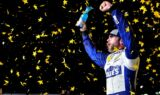 Inside Johnson's #se7en championship celebration