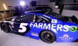 Kahne brings back Farmers Insurance scheme for 2016
