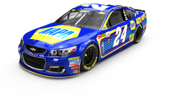No. 24 NAPA AUTO PARTS Chevrolet SS