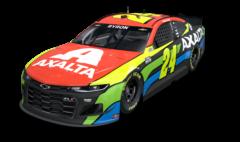 No. 24 Axalta Chevrolet - Primary