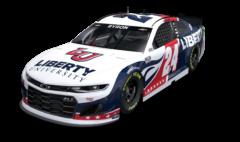 No. 24 Liberty University Chevrolet - Primary